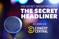 THE SECRET HEADLINER (Comedy Central)