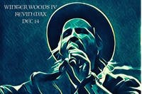 WINTER WOODS IV-Kevin Max