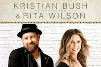 Kristian Bush of Sugarland / Rita Wilson