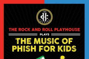 The Music Of Phish For Kids Ft Chum Halloween Spooktacular
