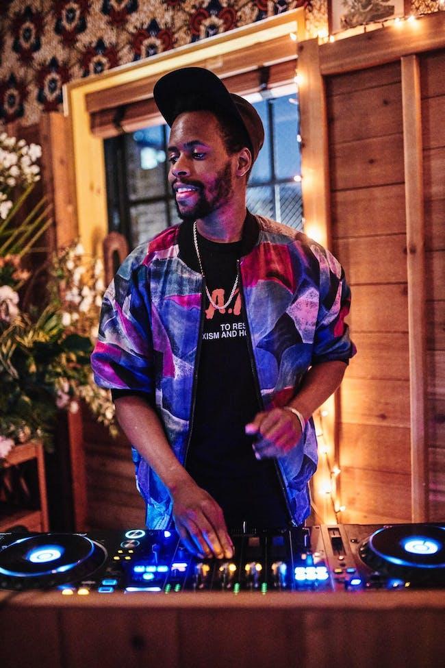 DJ Mamoudou N'Diaye