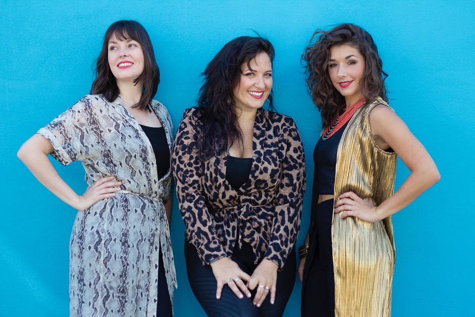 SONICA with Thana Alexa, Nicole Zuraitis and Julia Adamy
