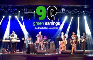 Green Earrings (The Steely Dan Experience)