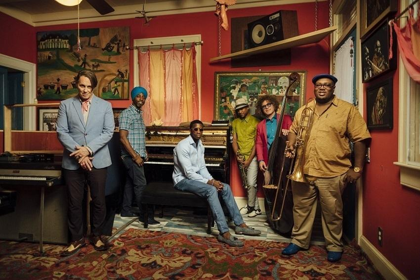 A Tuba to Cuba: The Preservation Hall Jazz Band with Yusa and Special Guest
