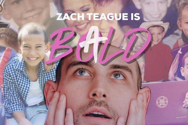 Zach Teague: BOLD