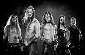 Ensiferum with Kalmah, Abigail Williams & Aenimus - Dickens, Calgary