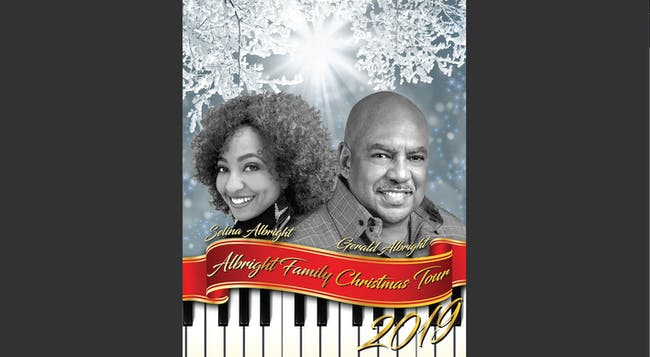 Gerald Albright w/ Special Guest Selina Albright (Christmas Show)