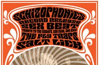 The Schizophonics (record release) + Sex Beat + The Flytraps + Salt Lick