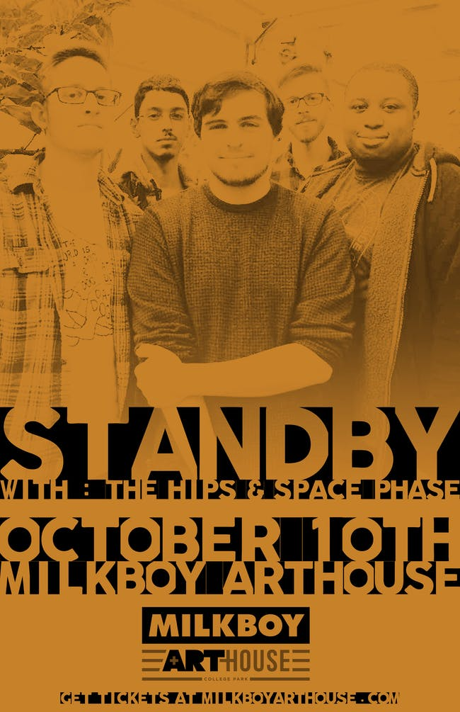 Standby w/ Space Phase, The Hips