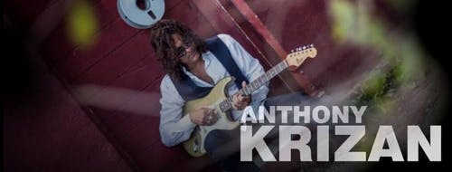 Anthony Krizan Band (Formerly of Spin Doctors) w/ James Pace Band