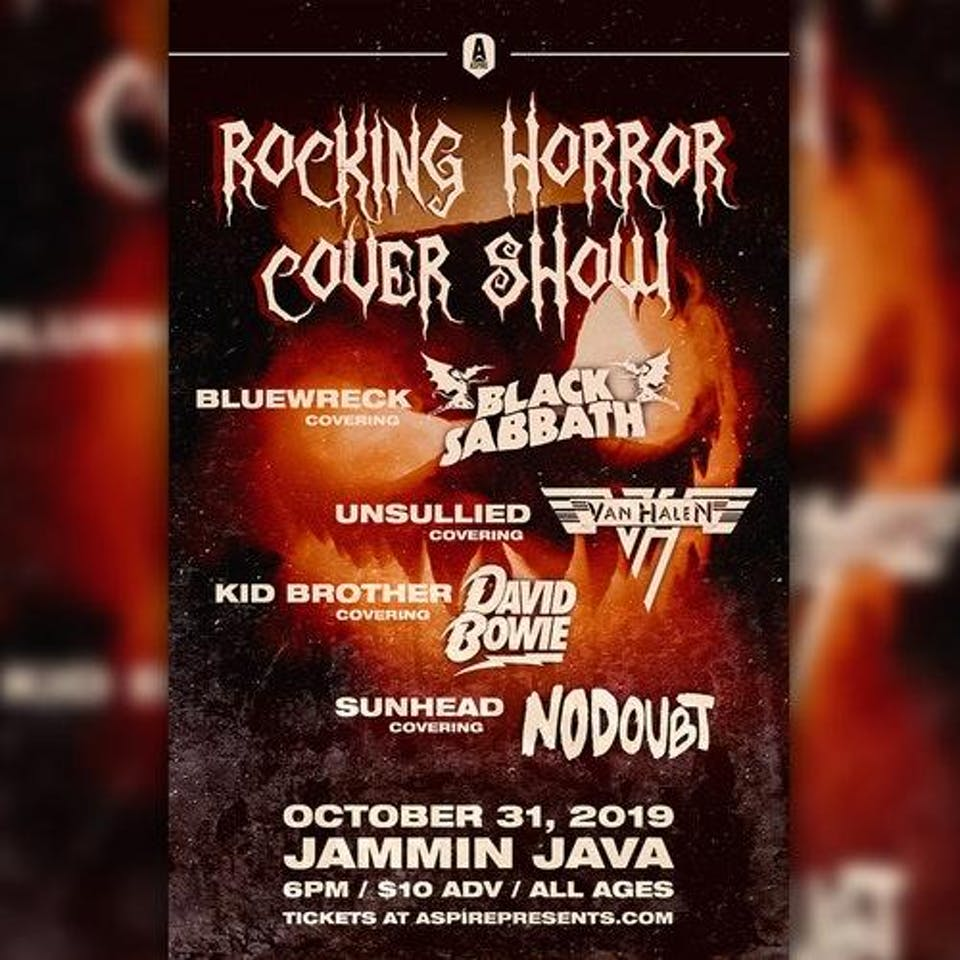 Aspire Presents Rocking Horror Cover Show