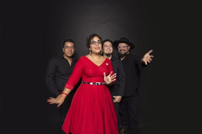La Santa Cecilia with SuenaTron &  DJ Julicio