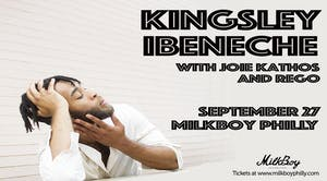 Kingsley Ibeneche w/ Joie Kathos and regothereshego