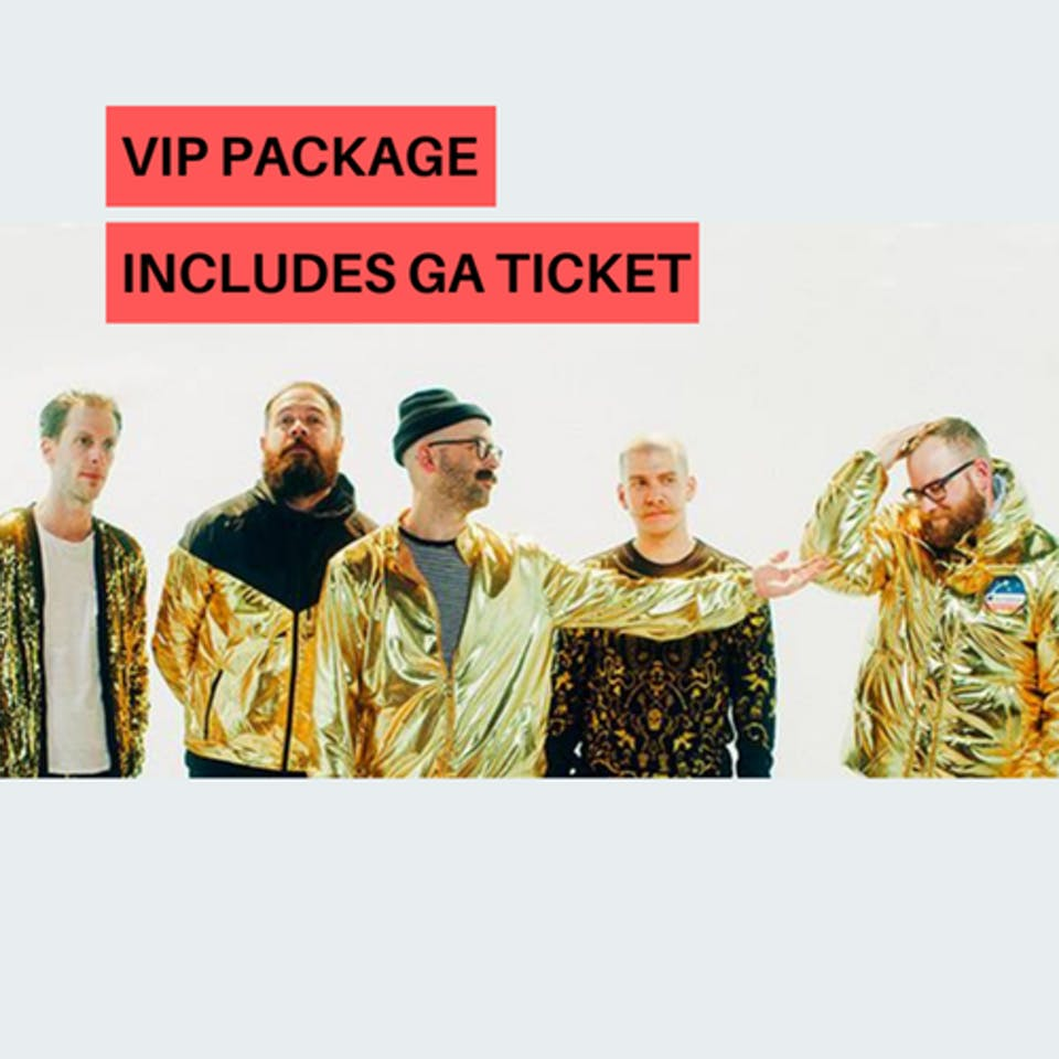 Citizens - VIP PACKAGE