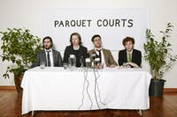 Parquet Courts with The Teddy Bear Orchestra