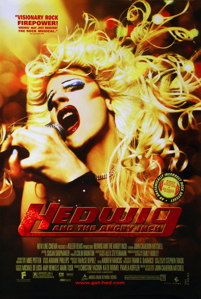 Hedwig and the Angry Inch Sing Along