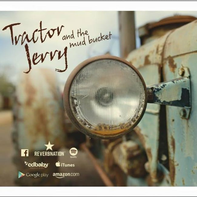 Celebrate Lancaster w/ Tractor Jerry and the Mud Bucket