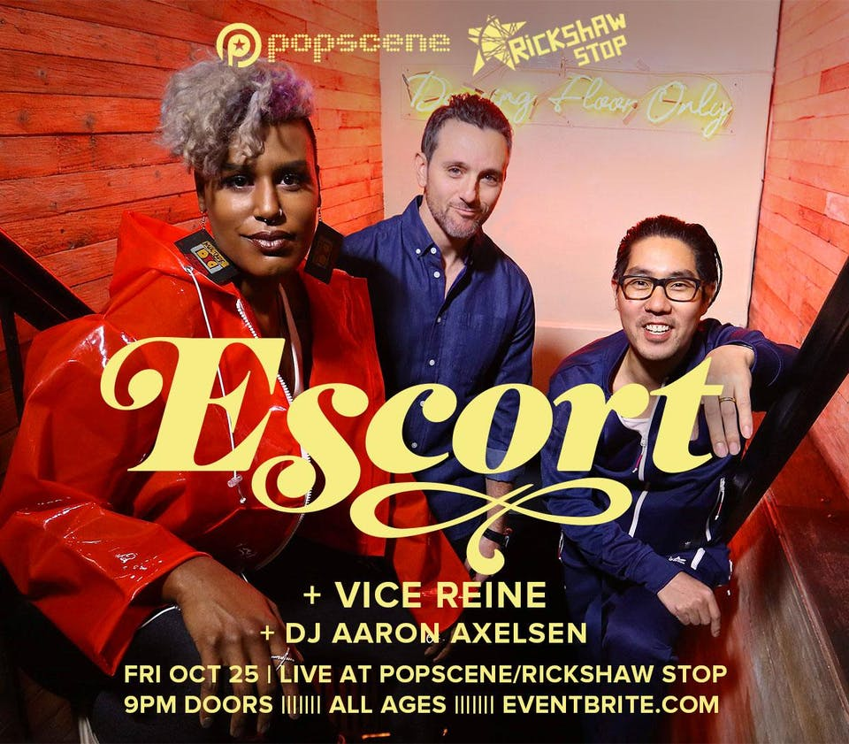 ESCORT with VICE REINE