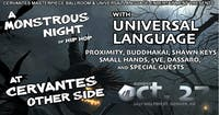 Universal Language w/ Special Guests