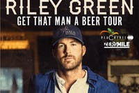 Riley Green - Get That Man a Beer Tour