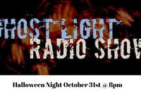 Ghost Light Radio Show Halloween Special