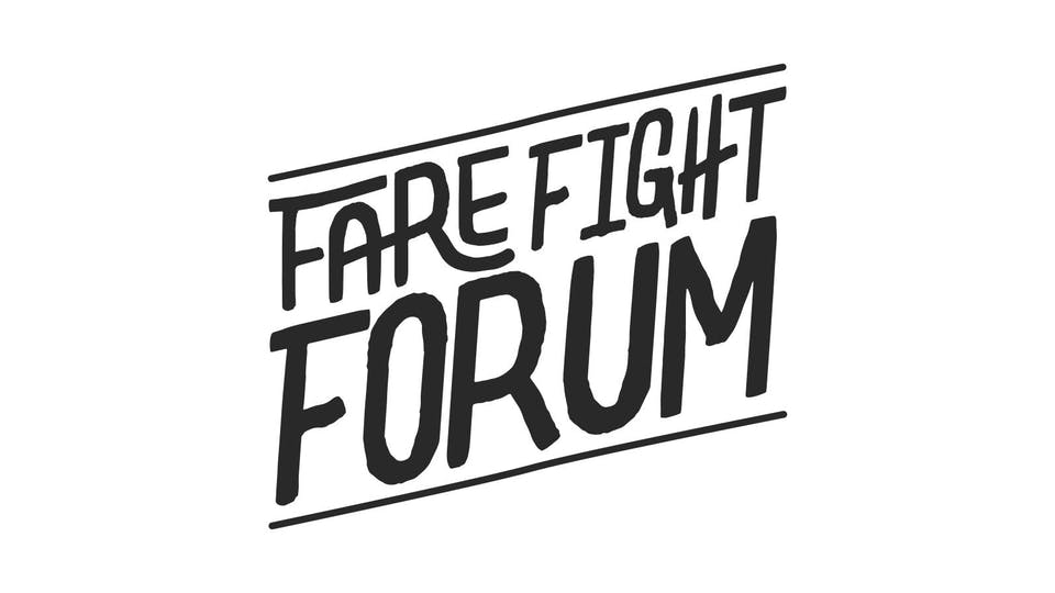 The Fare Fight Forum