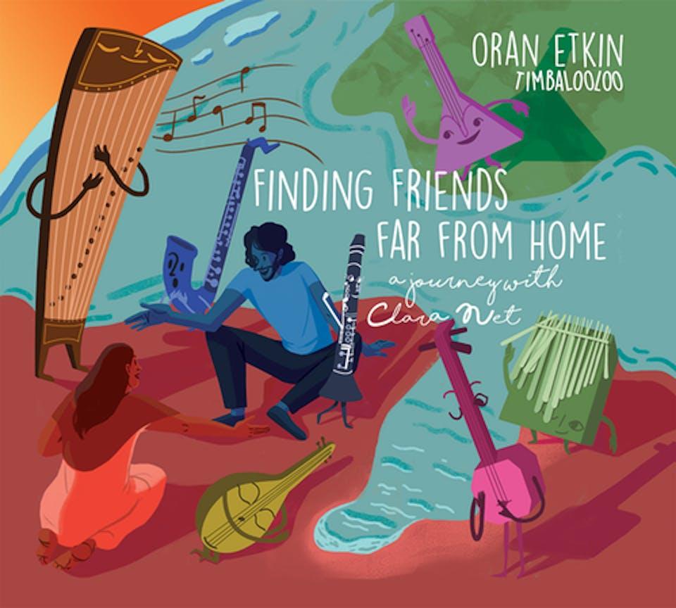 """Oran Etkin """"Timbalooloo"""" Album Release!"""