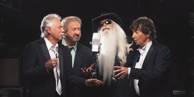 OAK RIDGE BOYS  (No Guest)