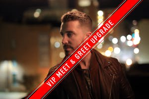 Nick Fradiani VIP Meet & Greet Upgrade