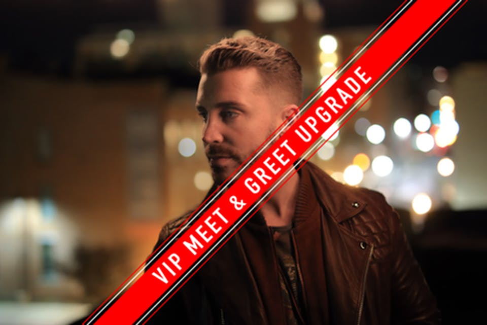 Nick Fradiani VIP Meet & Greet Upgrade