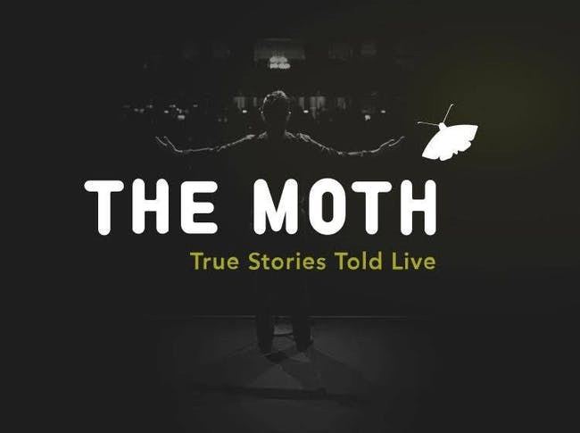The Moth: True Stories Told Live (Theme: Gratitude)