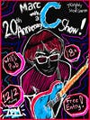 Marc With a C: 20th Anniversary Show/Release Party/Holiday Show!