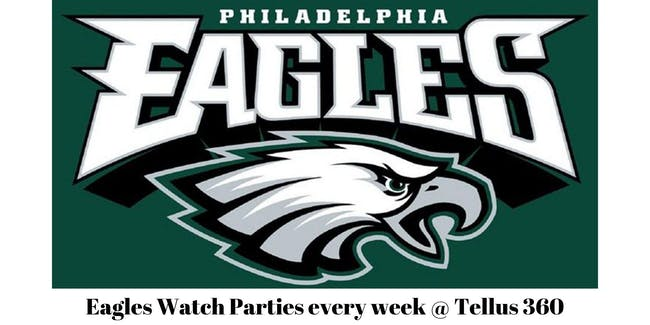 Eagles vs. Lions