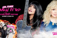 Even It Up - A Heart Tribute
