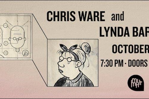 Chris Ware & Lynda Barry