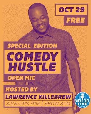 Comedy Hustle Open Mic