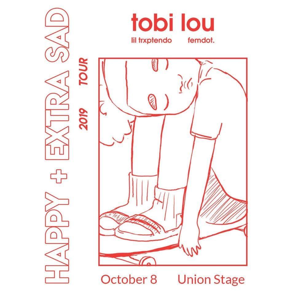 Tobi Lou + Lil Trxptendo + Femdot