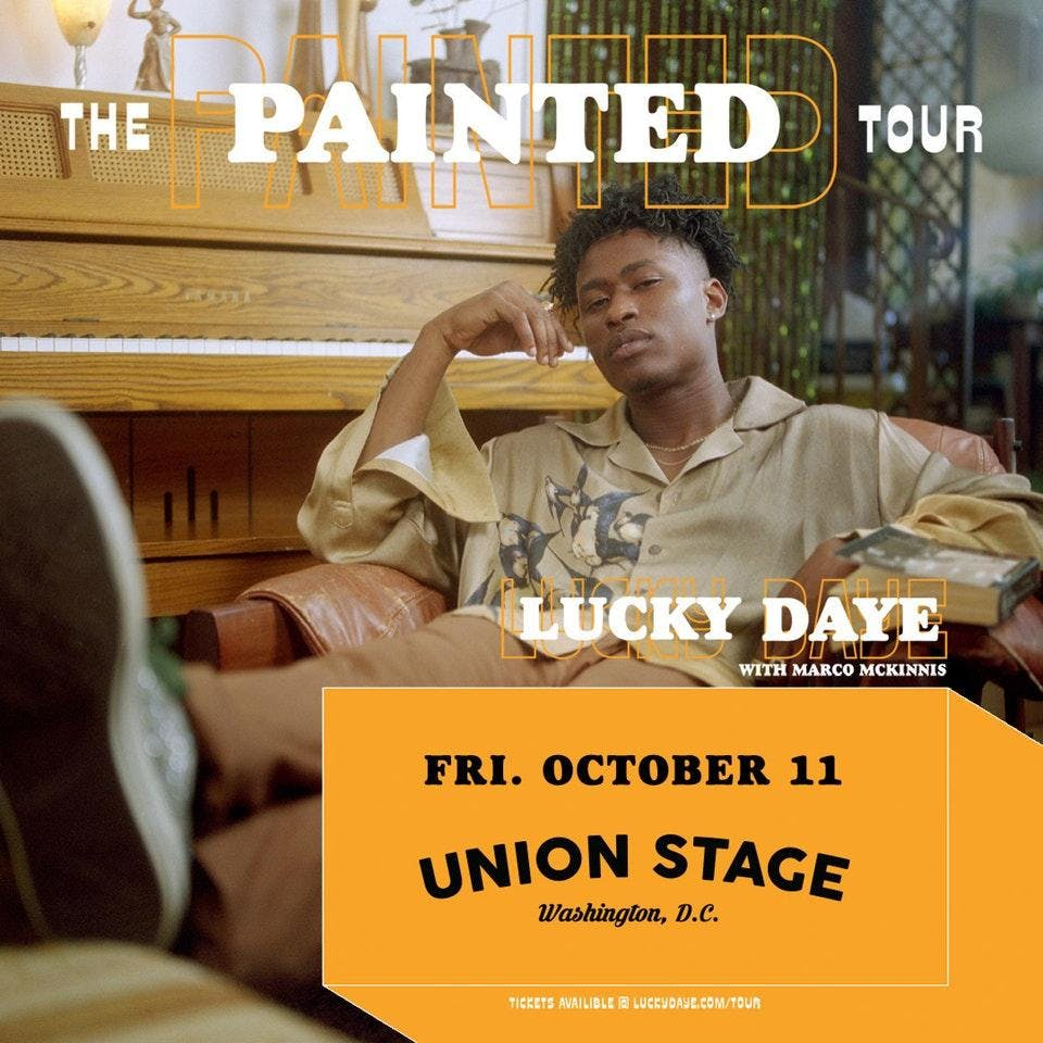 "LUCKY DAYE presents ""The Painted Tour"" 2019"