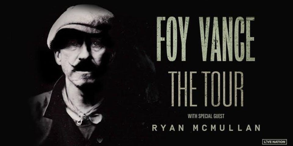 Foy Vance: The Tour + Ryan McMullan  (at Sixth & I)