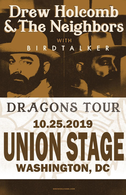 Drew Holcomb & The Neighbors: Dragons Tour + Birdtalker