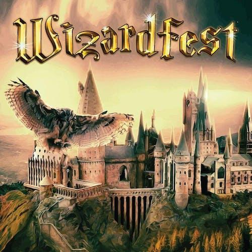 Harry Potter Party: Wizard Fest Halloween Pop Up