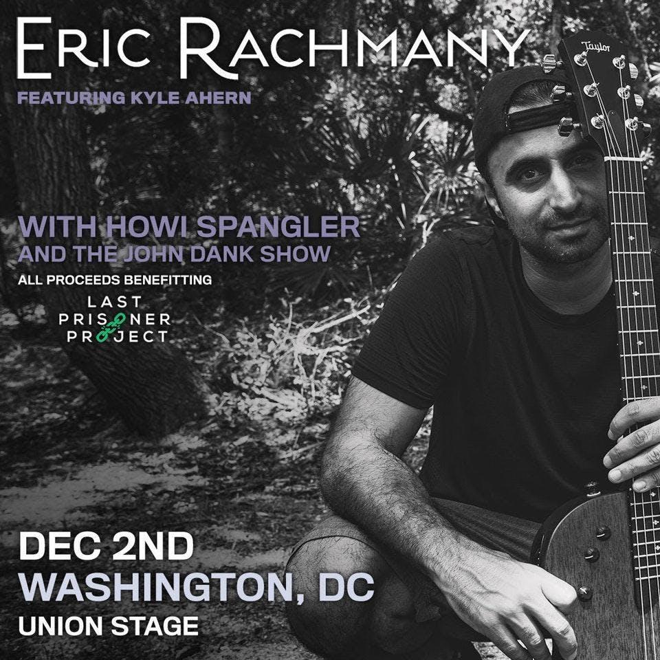 Eric Rachmany (Rebelution) + Howi Spangler (Ballyhoo!) + The John Dank Show