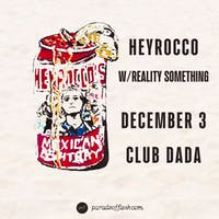 HEYROCCO • Reality Something