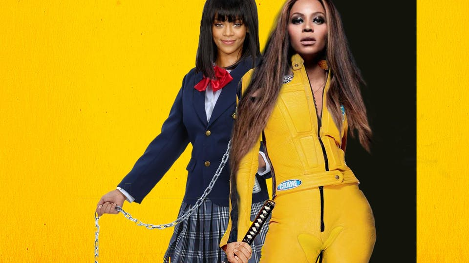 Ladies Night 2 - Beyonce Vs. Rihanna  In honor of Women's History Month