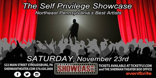 The Self Privilege Showcase