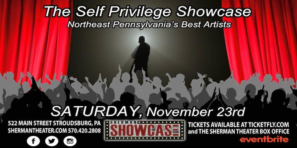 The Self Privilege Showcase
