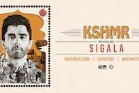 KSHMR w/ Sigala