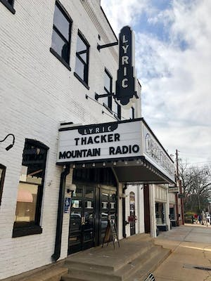 Thacker Mountain Radio Show