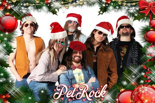 PetRock's Holiday Spectacular Weekend: Night One