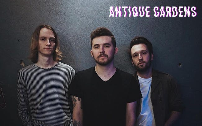 Antique Gardens w/ Ghost Town Remedy, Jon Worthy and the Bends, and Dad Hat